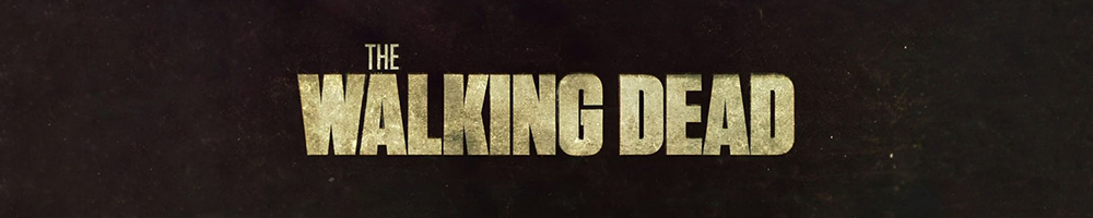 The Walking Dead 1000x200